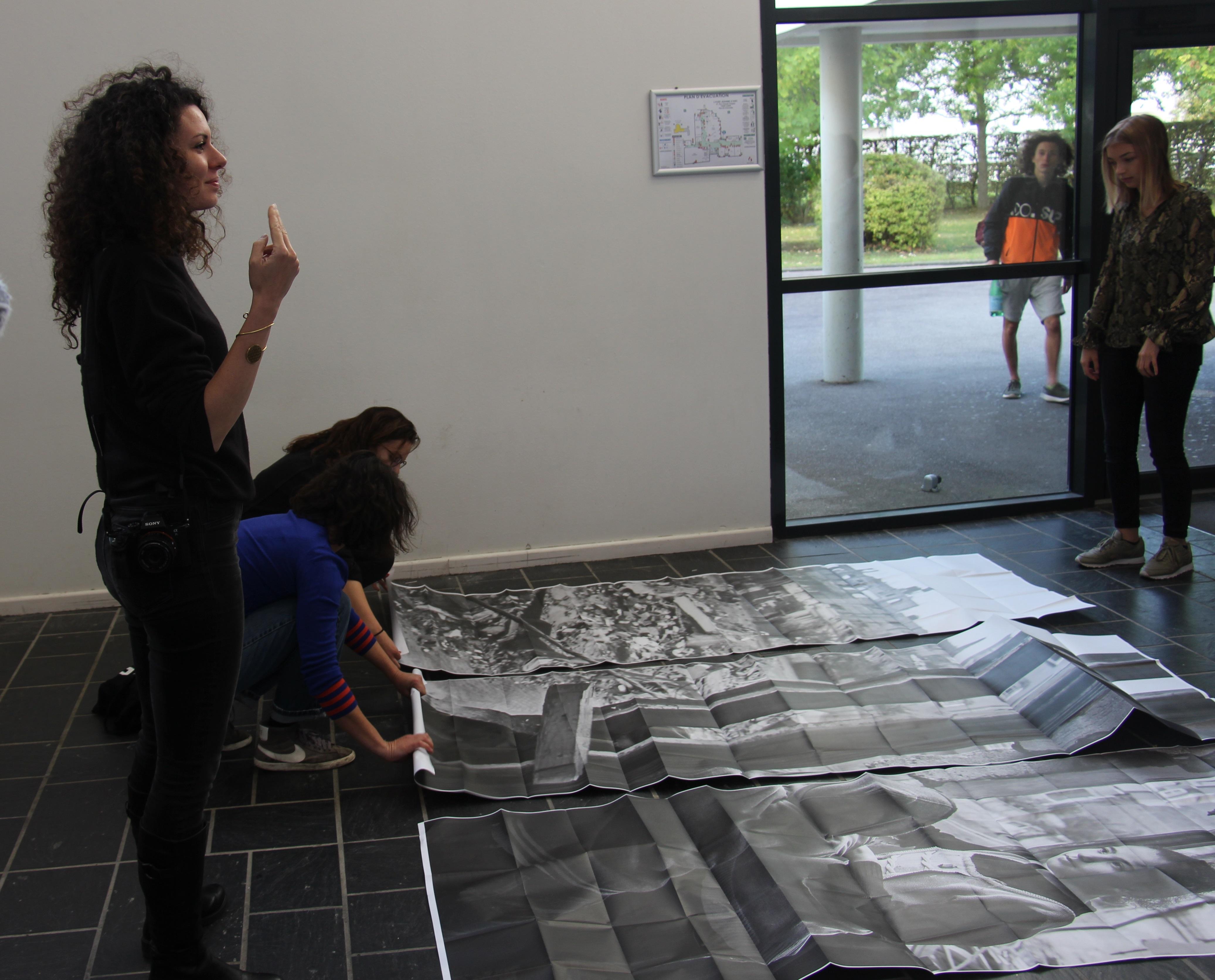 Rencontre avec Dysturb : Gaia Squarci Crédits photographiques: Deborah Dubost-Sakhi