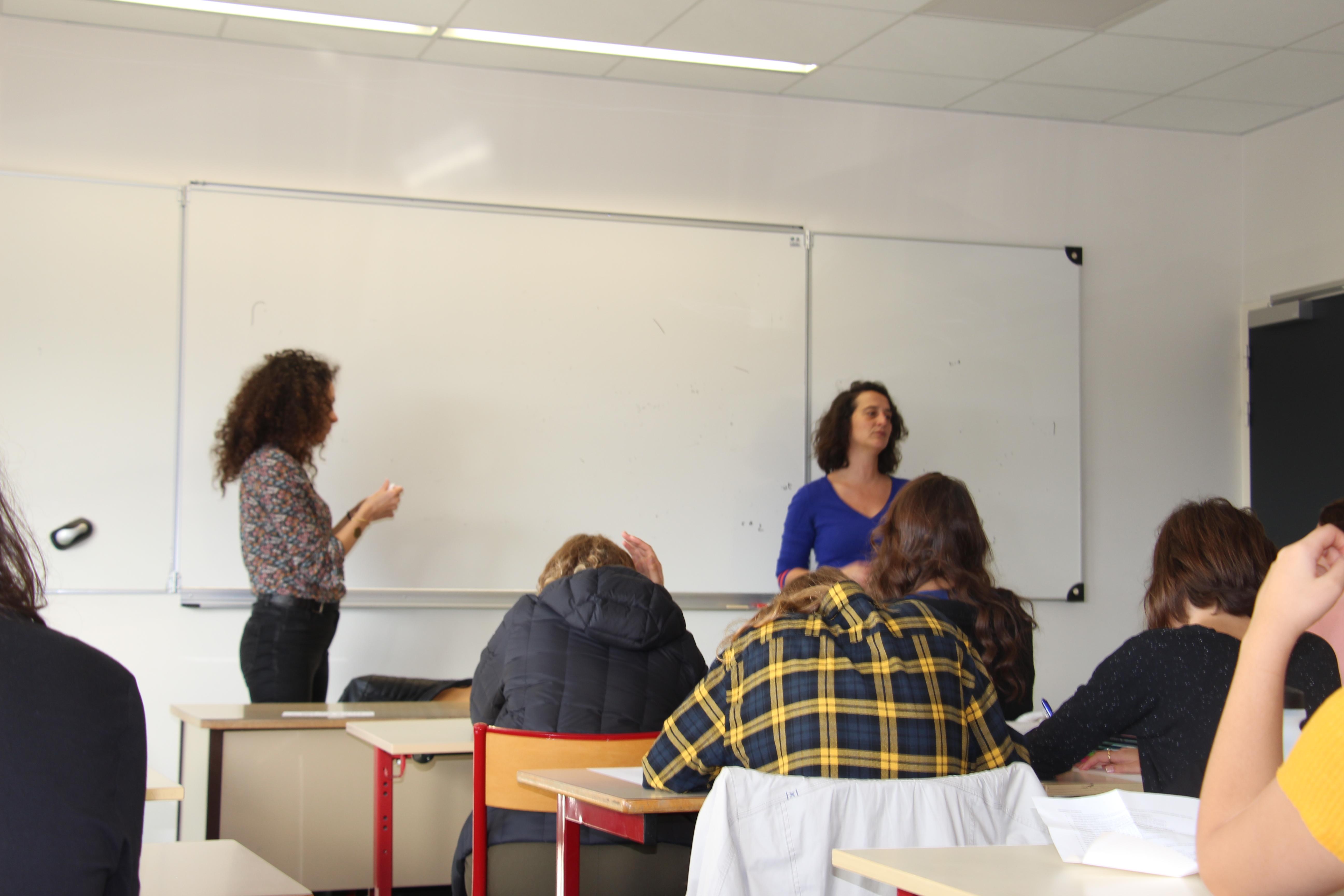 Rencontre avec Dysturb : questions à Gaia Squarci & Laurence Cornet Crédits photographiques: Deborah Dubost-Sakhi