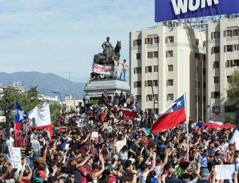 Revue de presse du 15 novembre 2019 : Chili, un pays en proie à des manifestations de plus en plus violentes