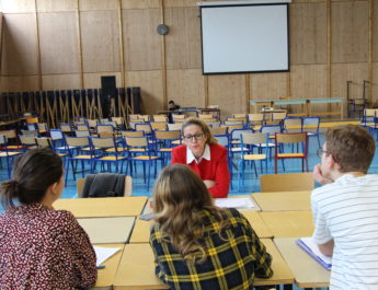 Entretien avec la députée européenne  Stéphanie Yon-Courtin