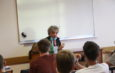 Rencontre entre Patrick Chauvel et les èlèves de 2nde 1 et de l'atelier médias